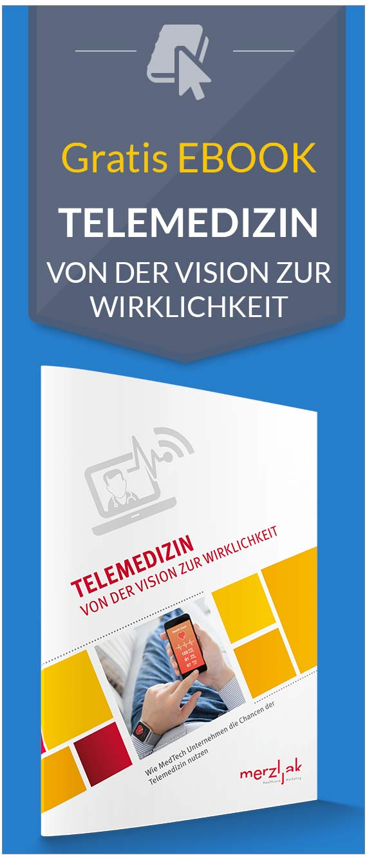 Ebook-Telemedizin gratis anfordern