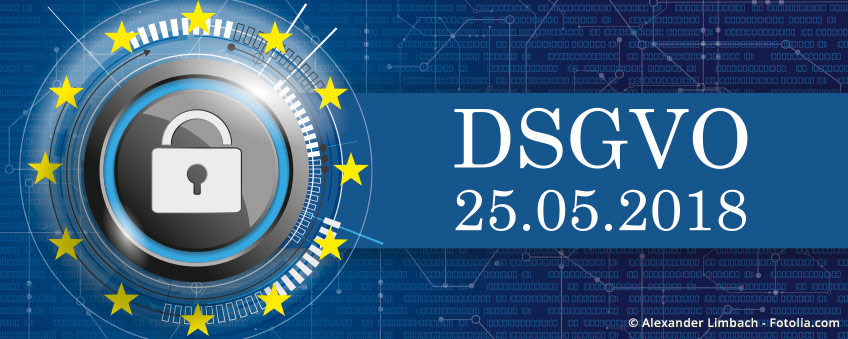 DSGVO EU-Datenschutzgrundverordnung 2018
