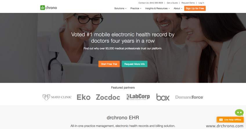 Telemedizin auf dem Vormarsch: Dr. Chrono