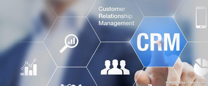 CRM System Kundendaten