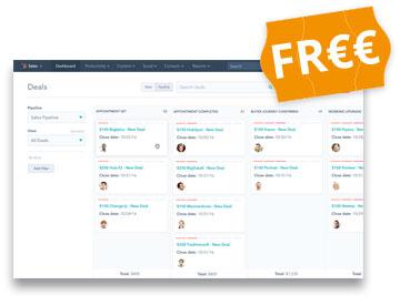 Hubspot Marketing Hub FREE